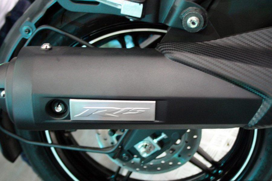 2015 Yamaha YZF R15 V2 Accessories