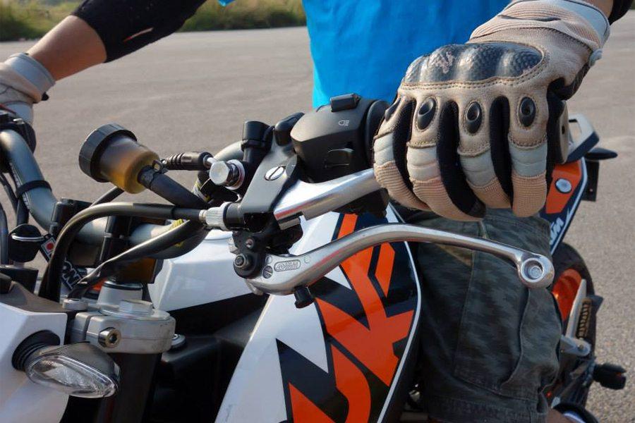 KTM Duke 200 Test Ride
