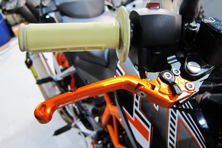 KTM Duke 390 Brake Lever