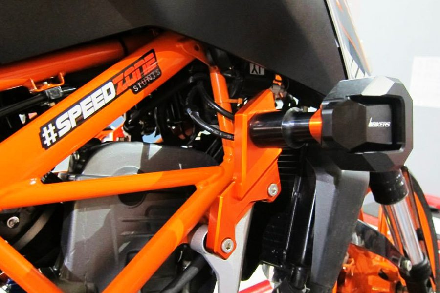 KTM Duke 390 Fairing Guard Set
