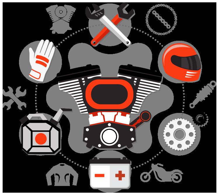 Speedzone accesories