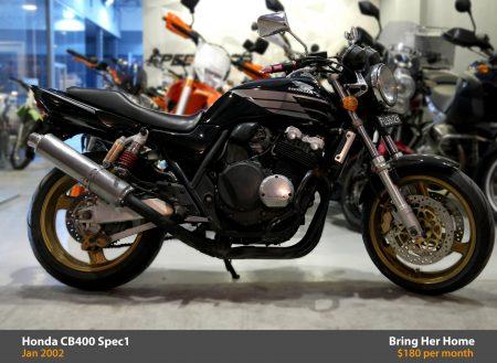 Honda CB400 Spec1
