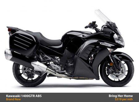 Kawasaki 1400GTR ABS 2014