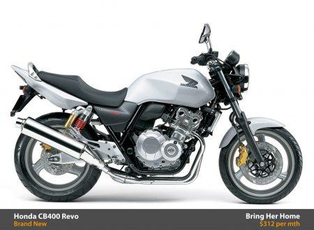 Honda CB400 Revo 2015