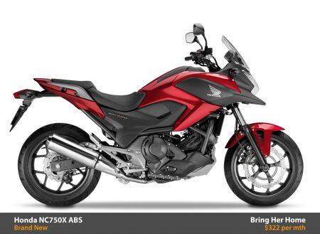 Honda NC750X ABS 2015