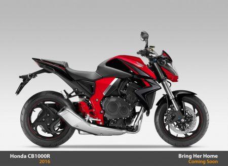 Honda CB1000R 2016 (New)