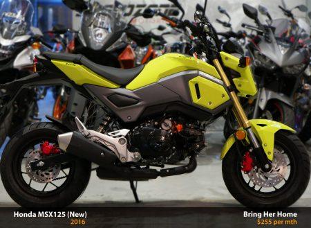 Honda MSX 125 2016 (New)   Bike Mart SG   Bike for Sales   Singapore Bike Mart   Honda MSX 125 Price