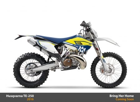 Husqvarna TE-250 2016 (New)