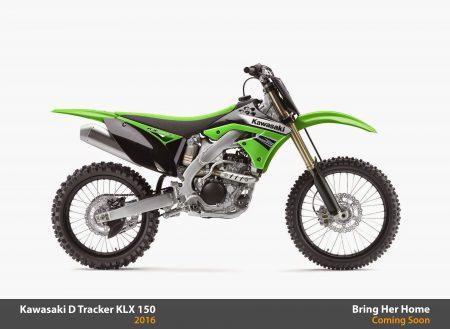 Kawasaki D Tracker KLX 150 2016 (New)