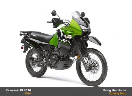 Kawasaki KLR650 2016 (New)