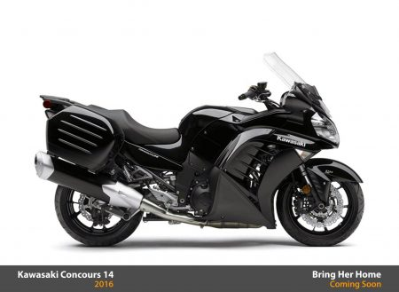 Kawasaki Concours 14 2016 (New)