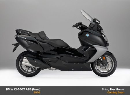 BMW C650GT ABS 2016 (New)
