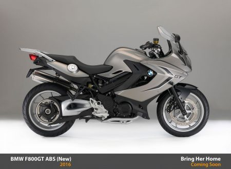 BMW F800GT ABS 2016 (New)