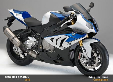 BMW HP4 ABS 2016 (New)