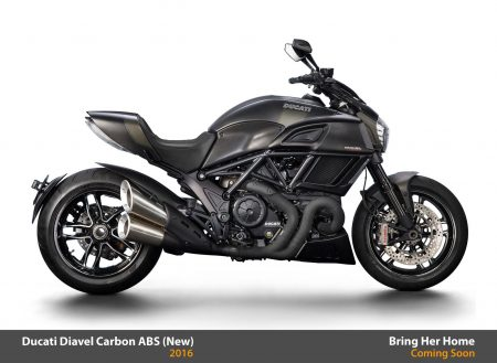 Ducati Diavel Carbon ABS 2016 (New)