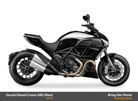 Ducati Diavel Cromo ABS 2016 (New)