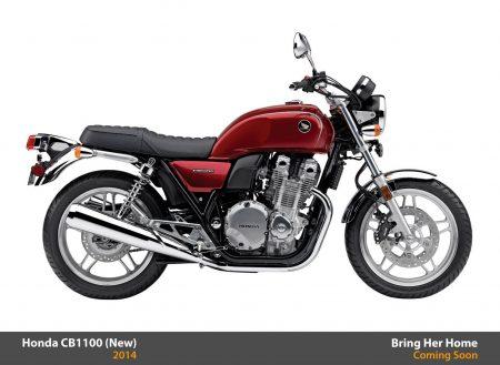 Honda CB1100 2014 (New)