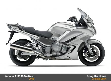 Yamaha FJR1300A 2016 (New)